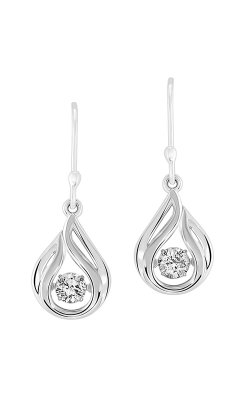A Little Pizzazz Earrings ER10310-SSW product image