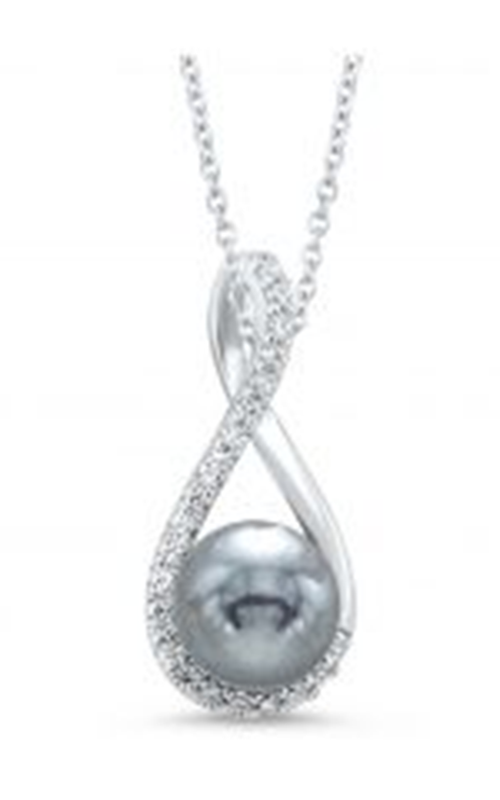 A Little Pizzazz Necklace PD10231-SSW product image
