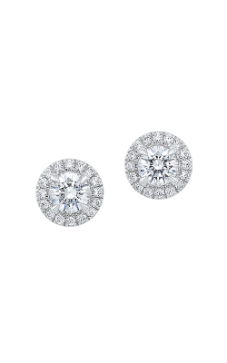 Alpha Lab Grown Diamonds Earrings Earrings AER27577-4W/2.0TW product image