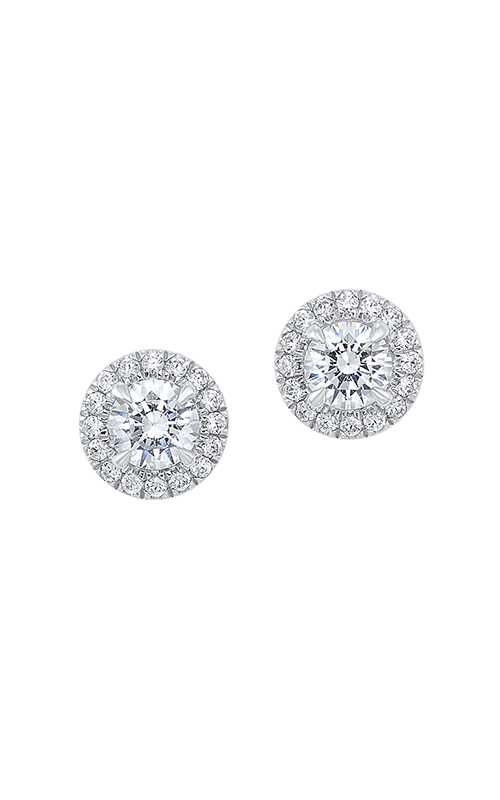 Alpha Lab Grown Diamonds Earrings Earrings AER27576-4WC/1.5 TW product image