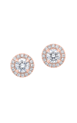 Alpha Lab Grown Diamonds Earrings AER27577-4W/2.0TW product image