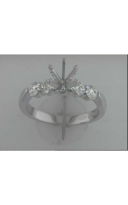 Hearts On Fire: Lady's18 Karat White Gold Fashion Ring 105-1722 product image