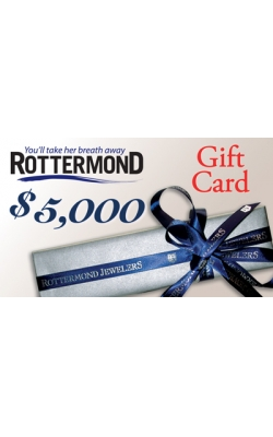 Rottermond $5000 Gift Card product image