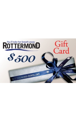 Rottermond $500 Gift Card product image