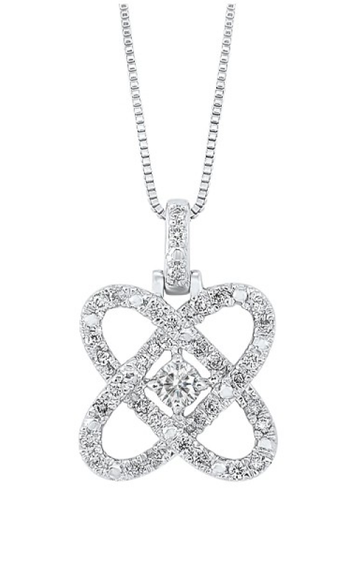 Love's Crossing Necklaces Necklace PD10458-4WF product image