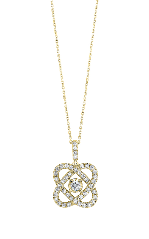 Love's Crossing Necklaces Necklace PD10483-4YC product image