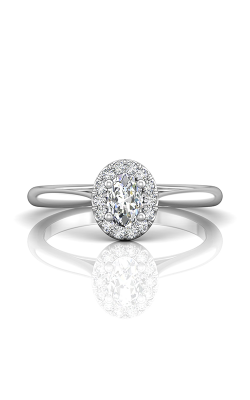 Martin Flyer Complete Engagement Ring DERSH01XXSOVRQ-C-5.3X3.8OV product image