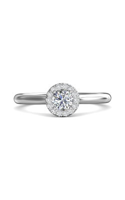 Martin Flyer Complete Engagement Ring DERSH01XXSRDRQ-C-4.6RD product image