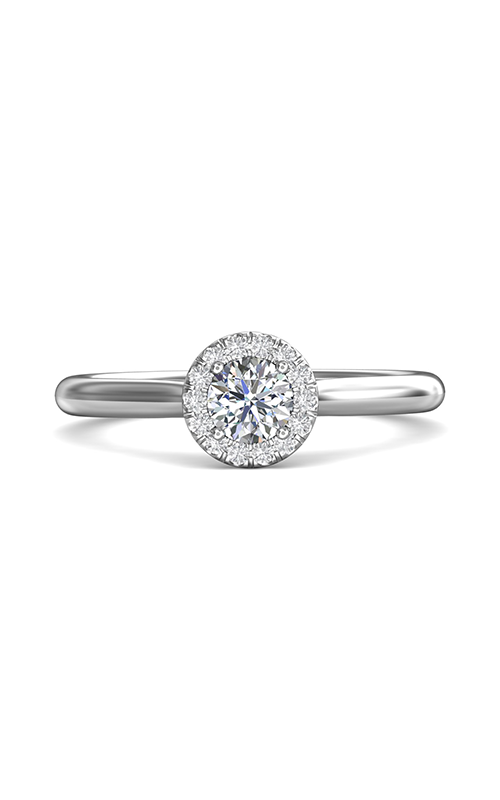 Martin Flyer Complete Engagement Ring DERSH01XXSRDRQ-F-4.6RD product image