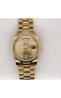 Pre-Owned Rolex Watches Day-Date Watch 516-68 product image