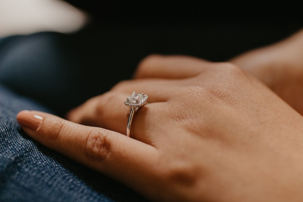 Bellissima Custom Engagement Ring