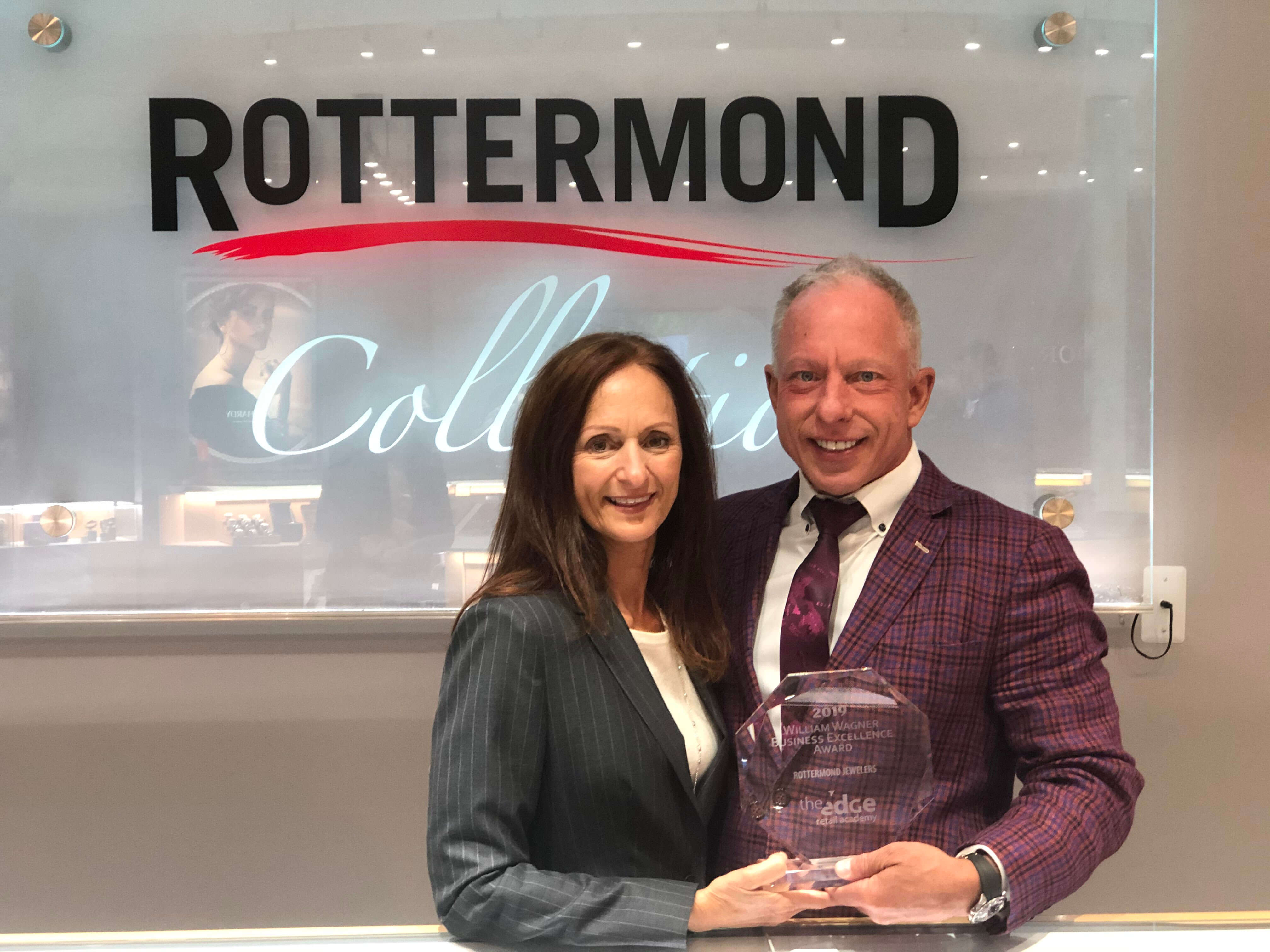 Rottermond Jewelers in Michigan Has Been Awarded the William